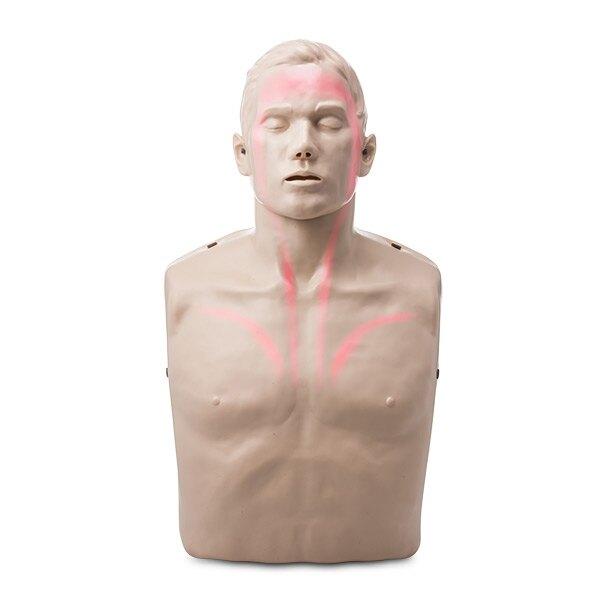 Brayden CPR Manikin - Red Illumination