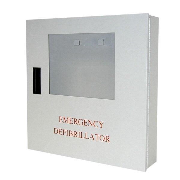 Defibtech Lifeline AED & Auto Defibrillator Wall Cabinet
