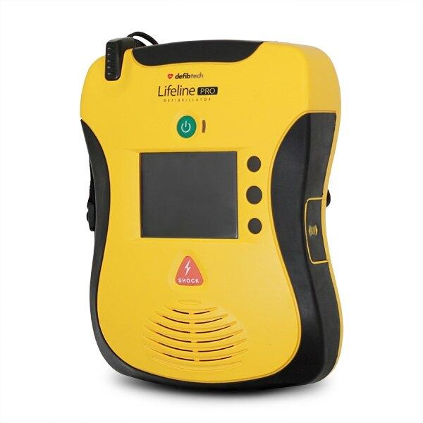 Defibtech Lifeline Pro Defibrillator Unit