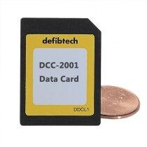 Defibtech Lifeline View, ECG and Pro Defibrillator Data Card