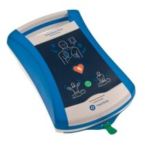 Domestic defibrillator suitable for any household