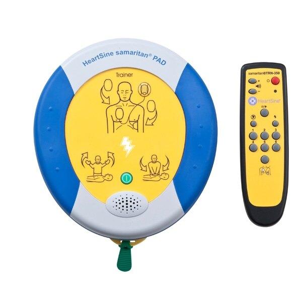 HeartSine Samaritan PAD 360P Defibrillator Trainer Unit