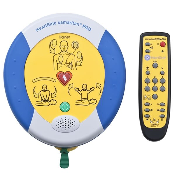 HeartSine Samaritan PAD 500P Defibrillator Trainer Unit