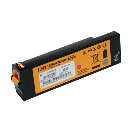 Lifepak 1000 Non-Rechargeable Lithium Battery Kit