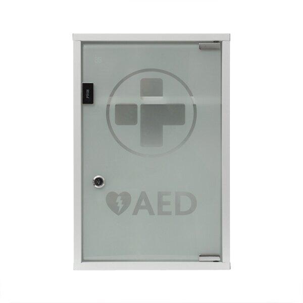 Mediana HeartOn A15 Defibrillator Wall Cabinet with Alarm
