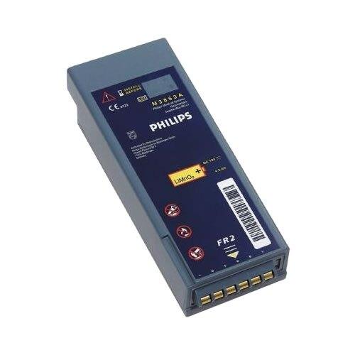 Philips HeartStart FR2 & FR2+ Defibrillator Battery