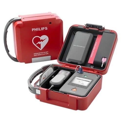 Philips HeartStart FR3 Defibrillator Rigid Case