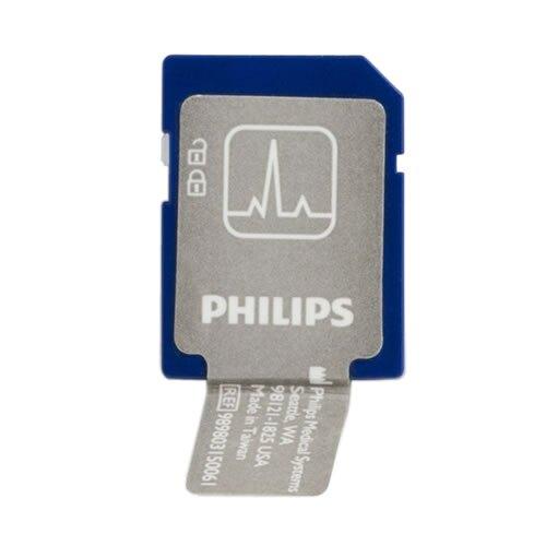 Philips HeartStart FR3 Defibrillator Data Card