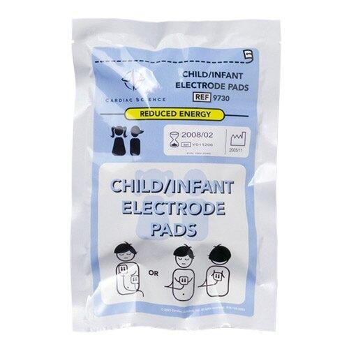 Cardiac Science Powerheart AED G3 Plus Defibrillator Pads For Children/Infants