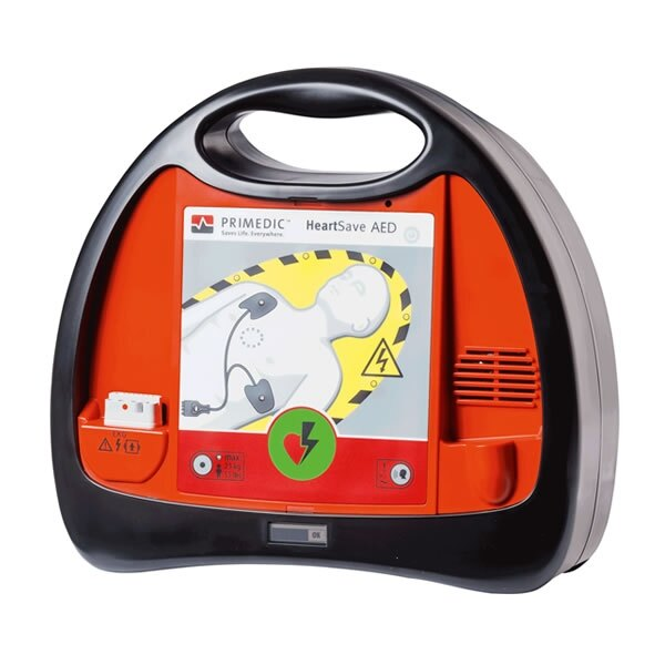 Primedic HeartSave AED Defibrillator Unit