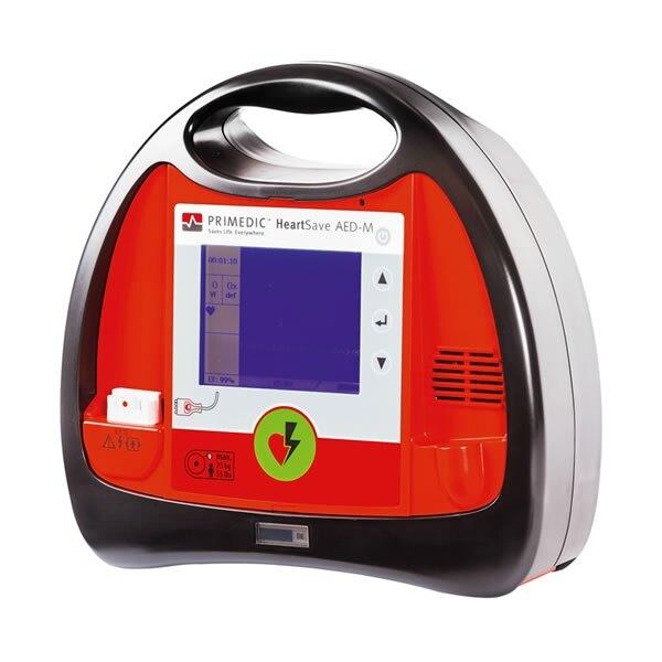 Primedic HeartSave AED-M Defibrillator Unit