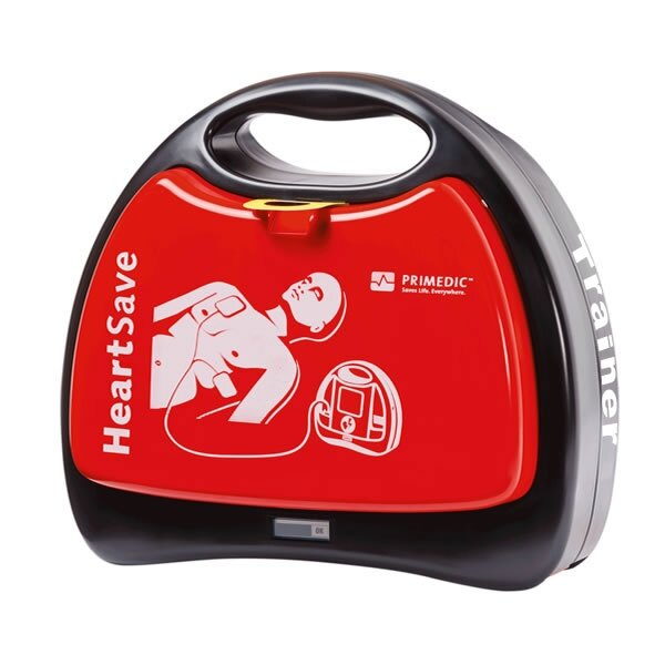 Primedic HeartSave AED Defibrillator Trainer Unit