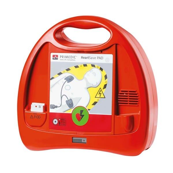 Primedic HeartSave PAD Defibrillator Unit