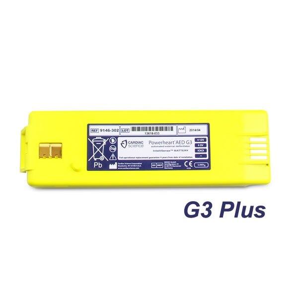 Powerheart G3 & G3 Plus IntelliSense Non-Rechargeable Battery