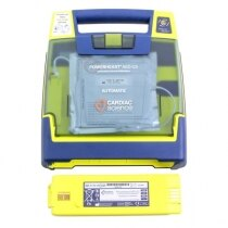 Supplied with one set of pads and lithium battery
