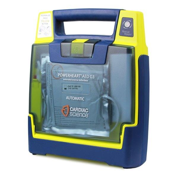 Cardiac Science Powerheart G3 Plus AED