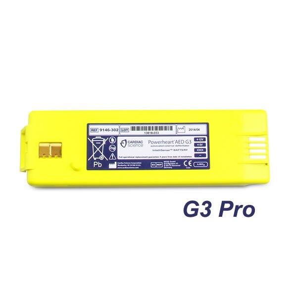 Powerheart G3 Pro IntelliSense Non-Rechargeable Lithium Battery