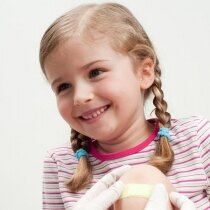 The combined paediatric first aid training covers first aid treatment for children