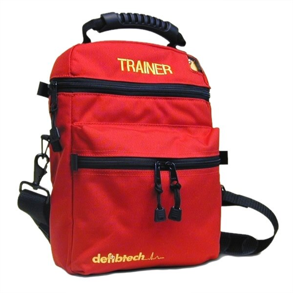 Defibtech Lifeline AED Trainer Soft Carry Case