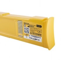 Supplied with a 9V lithium battery