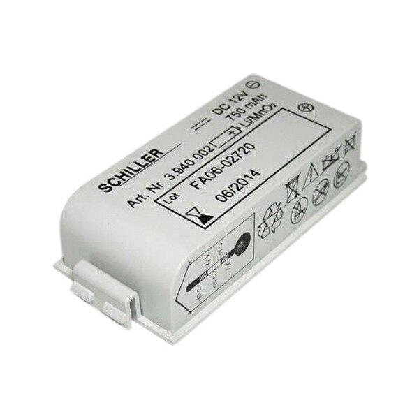 Schiller FRED Easyport Defibrillator Battery
