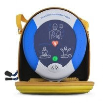 HeartSine Samaritan PAD 500P supplied complete with carry case