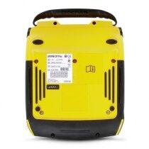 Physio-Control Lifepak CR Plus defibrillator rear view