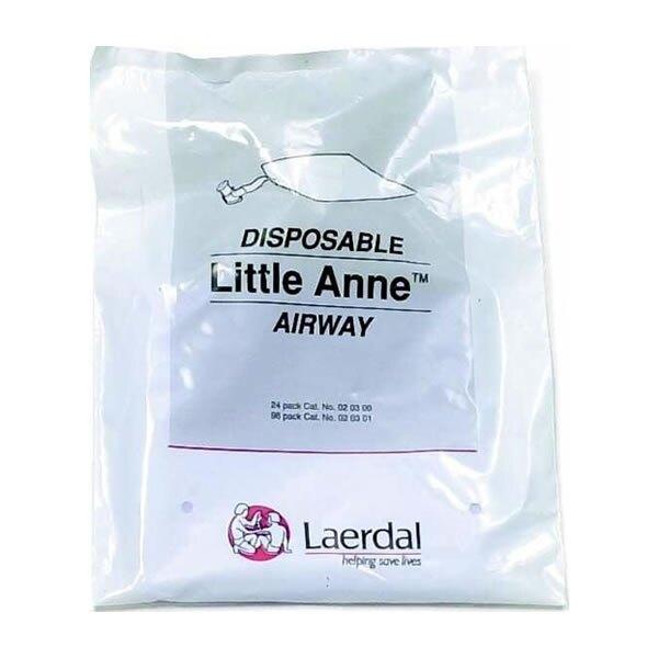 Laerdal Little Anne CPR Training Manikin Airways