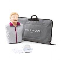 Laerdal Little Anne QCPR Training Manikin with Carry Bag - Light Skin