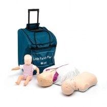 Laerdal Little Family Training Manikin Pack - Light Skin