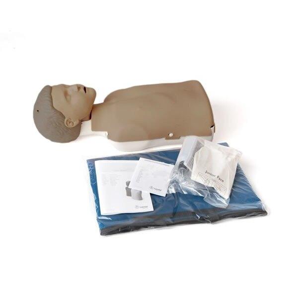 Laerdal Little Junior CPR Training Manikin with Soft Pack - Dark Skin