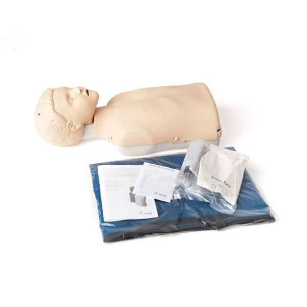 Laerdal Little Junior CPR Training Manikin with Soft Pack - Light Skin