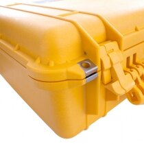 Stainless steel padlock protectors