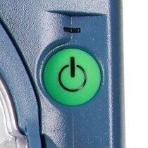 Philips HeartStart HS1 power button