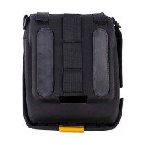 Adjustable shoulder strap for ease of movement