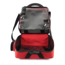 The carry case is designed for the FRED Easy and Easy Life defibs