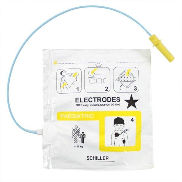 Schiller FRED Easyport Paediatric Defibrillator Pads