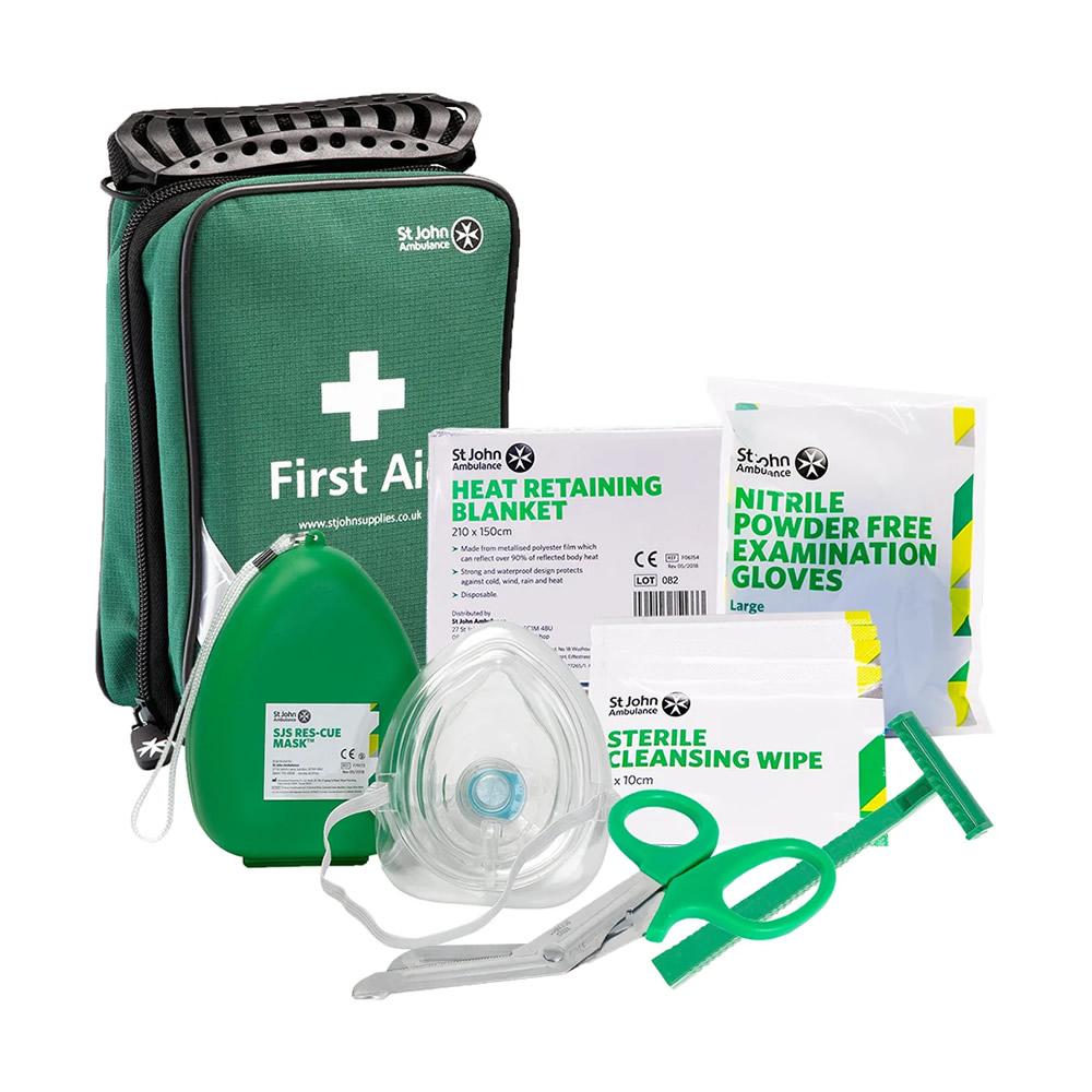 AED Defibrillator Responder Kit
