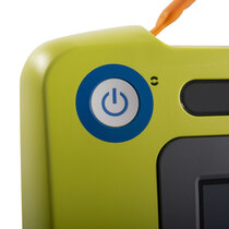 6 year manufacturers warranty on defib unit + 2 more when registered