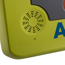 Loud and clear auditory instructions to complement the colour display