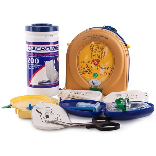 HeartSine Samaritan PAD 500P Defibrillator Trainer - Special Offer