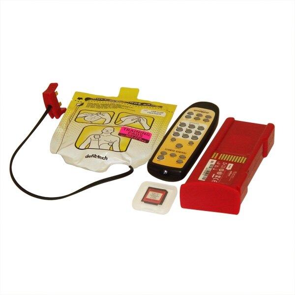 Defibtech Lifeline AED & Auto Training Conversion Kit