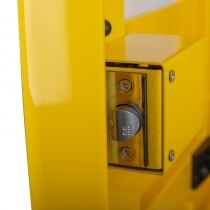 Secure locking system to help prevent against misuse and theft
