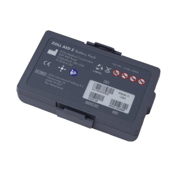 Zoll AED 3 Defibrillator Battery Pack