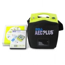 Zoll AED Plus Defib Unit supplied with carry case