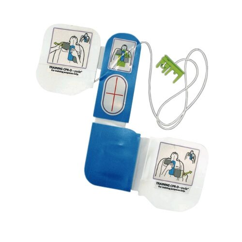 Zoll AED Plus Training CPR-D padz Set