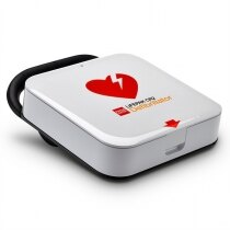 Image of the Physio-Control Lifepak CR2 Defibrillator Unit with WiFi - Semi-Automatic