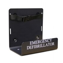 Image of the Defibtech Lifeline AED & Auto Defibrillator Wall Bracket