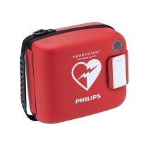 Image of the Philips HeartStart FRx Defibrillator Compact Carry Case