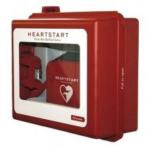 Image of the Philips HeartStart Defibrillator Wall Cabinet
